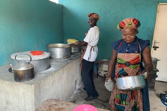 Friends of NCF - Feeding Programme