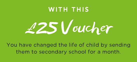 Friends of NCF - £25 Gift Voucher