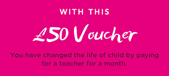 Friends of NCF - £50 Gift Voucher