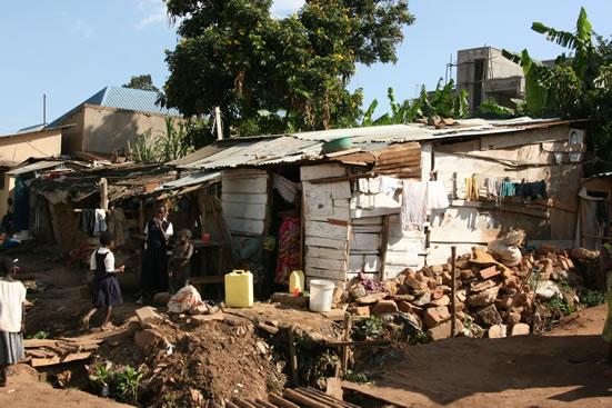 Friends of NCF - Namuwongo Slum Community